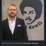 Björn Wiman bokmässan