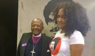 Desmond Tutu & Betlehem Isaak
