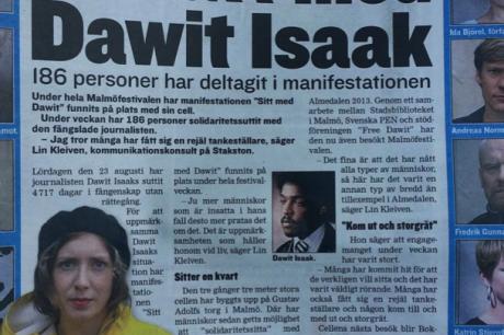 Kvällsposten PRESSKLIPP